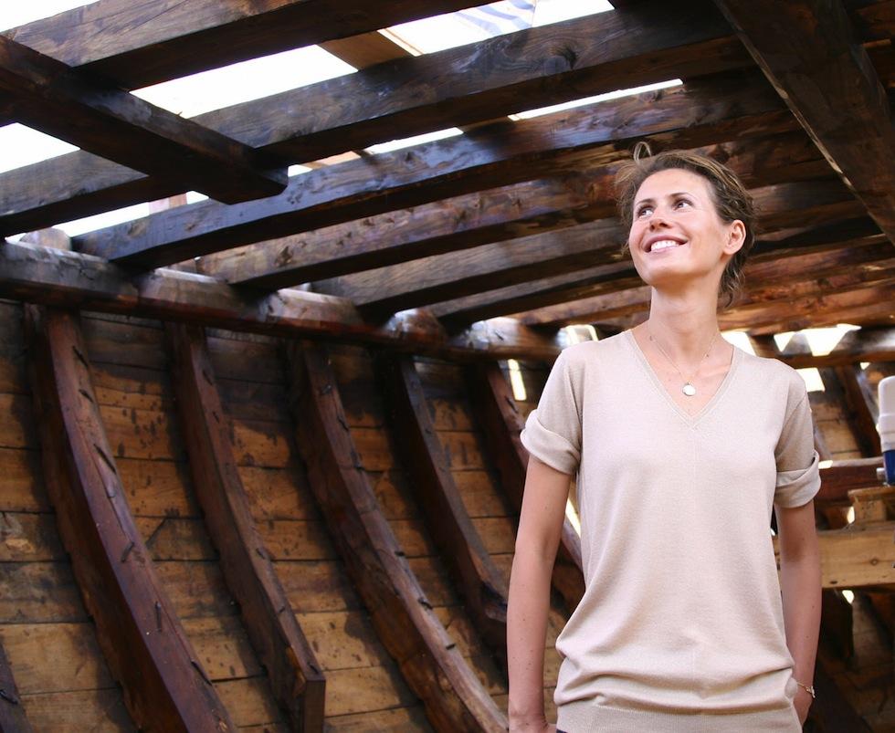 Asma al-Assad, née Asma Fawaz al-Akhras