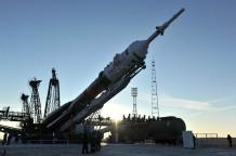 Russian Soyuz TMA-22 rocket