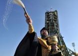 A Russian Orthodox priest