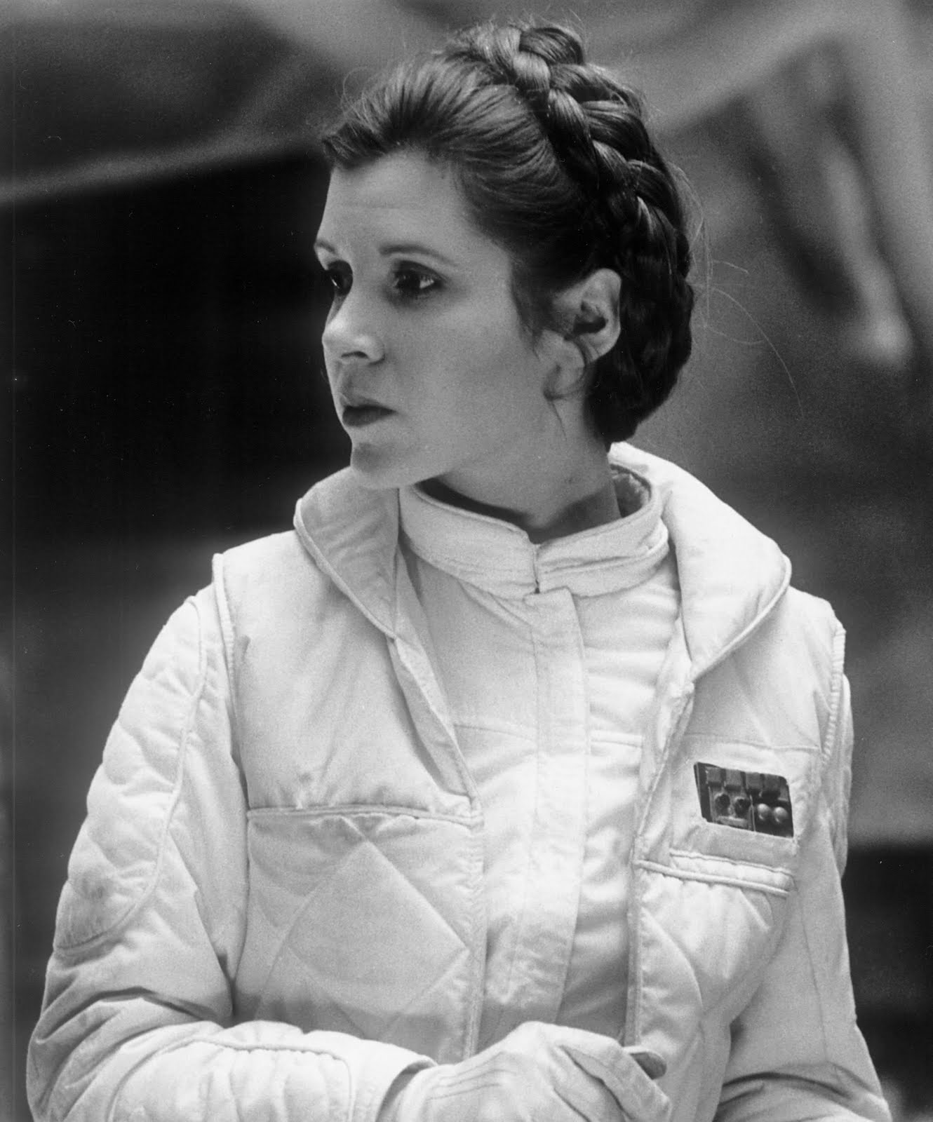 The Zen'Othian Archives • organaleias: Carrie Fisher as ...