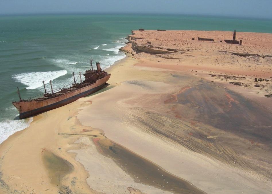 Mauritania Beach