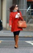 Pippa Middleton in red