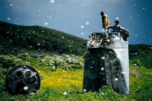 Satellites, Jonas Bendiksen © Magnum Photos