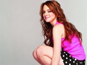 Lindsay Lohan, high resolution picture.