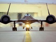 Takeoff SR-71