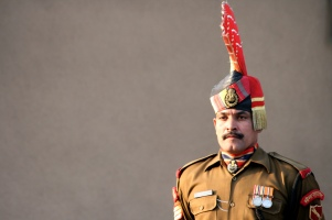 India soldier