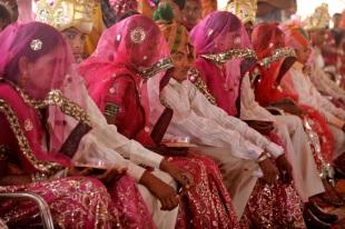India Nomadic Wedding