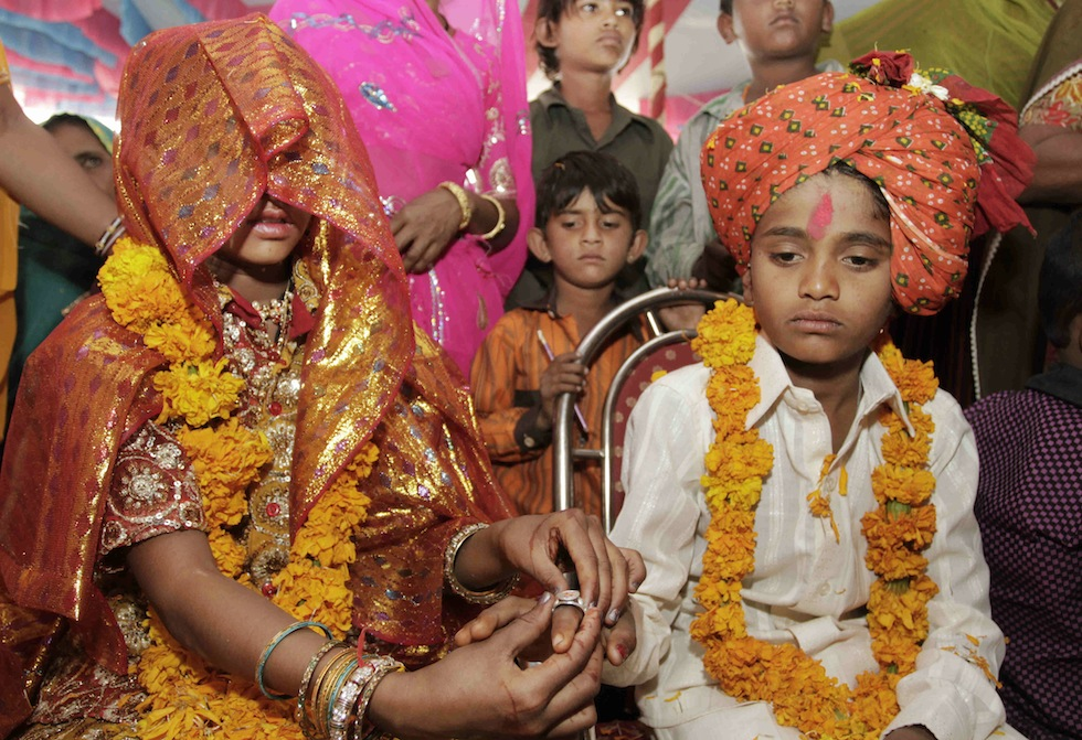 essay on child marriages