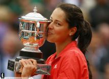 Ana Ivanovic 2008 Roland Garros