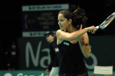 Ana Ivanovic black