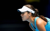 Ana Ivanovic blue