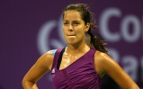 Ana Ivanovic looking forward