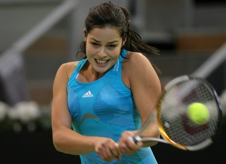 Ana Ivanovic Madrid