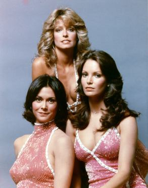 Charlies Angels Pink