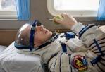 ESA astronaut Frank De Winne