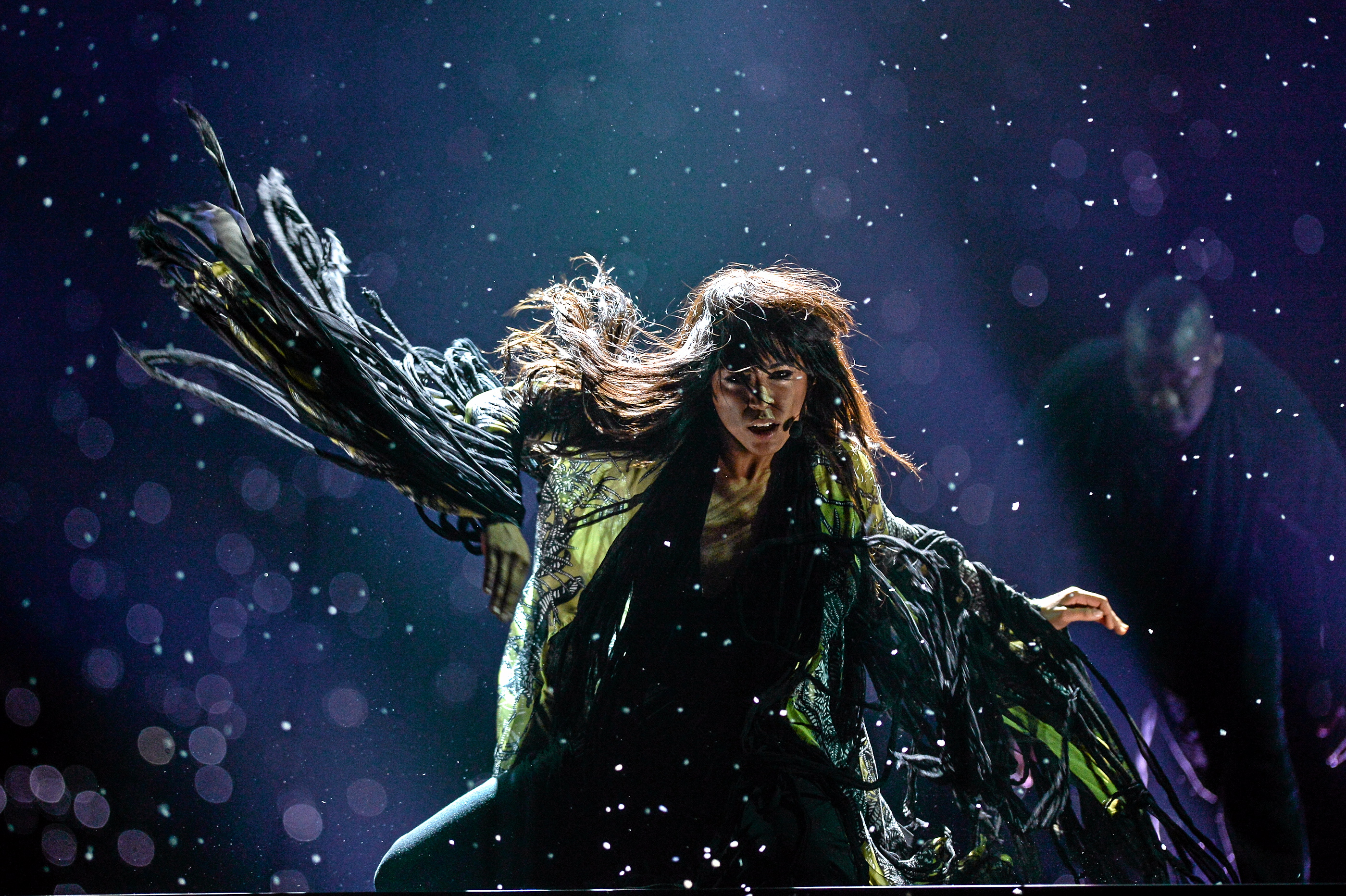 Loreen Eurovision | The Incredible Tide
