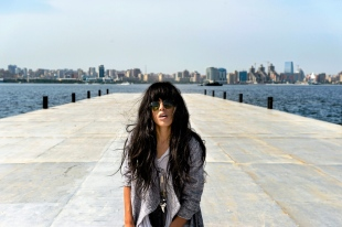 Loreen in Baku 2012