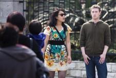 Mark Zuckerberg and Priscilla Chan flowers