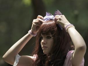 Mexican Lolita Alone