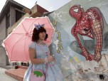 Mexican Lolita and Spiderman