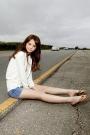 Nozomi Sasaki on the road