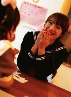 Nozomi Schoolgirl