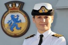 Officer Sarah West
