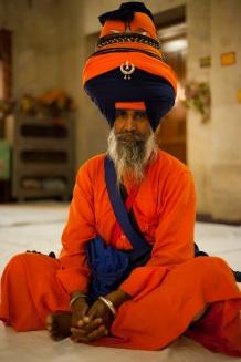 Paonta Sahib Leader Sits Saffron