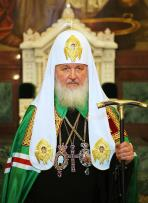 Patriarch Kirill White