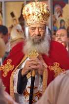 Pope Shenouda Egypt