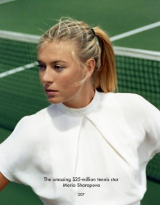 Sharapova Green One