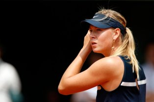 Sharapova Black and Nike