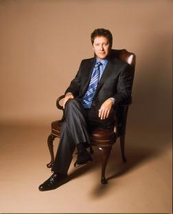 Alan Shore armchair