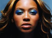 Beyonce blue