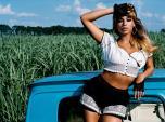 Beyonce truck