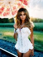 Beyonce Umbrella