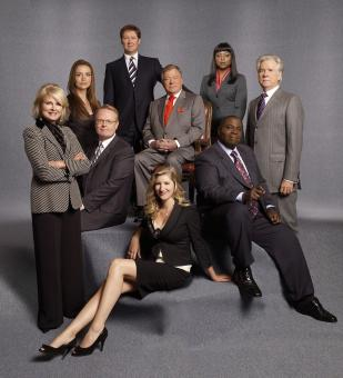 Boston Legal cast