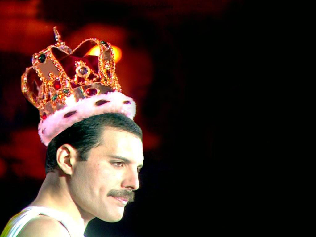 Freddie Mercury Crown