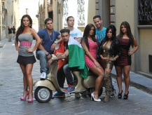 Jersey Shore Rome