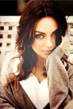 Mila Kunis Brown