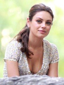 Mila Kunis sweet