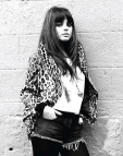 Mila Kunis White and Black