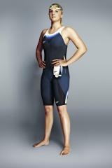 Rebecca Adlington Blue