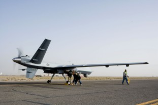 Drone in Afghanistan