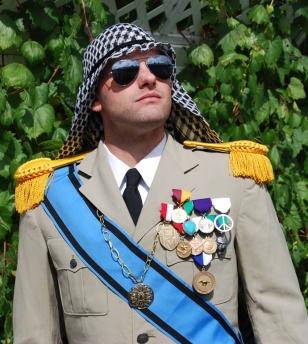 King Montague I of Calsahara