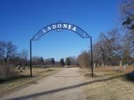 Ladonia Border