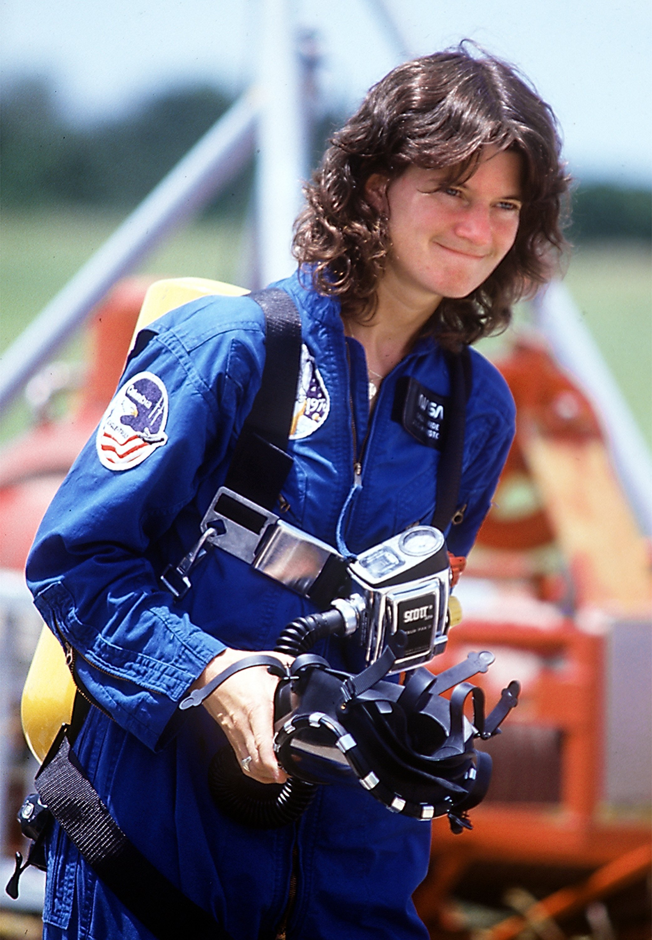 space shuttle challenger sally ride - photo #25
