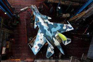 Soviet Airforce Su-30MK