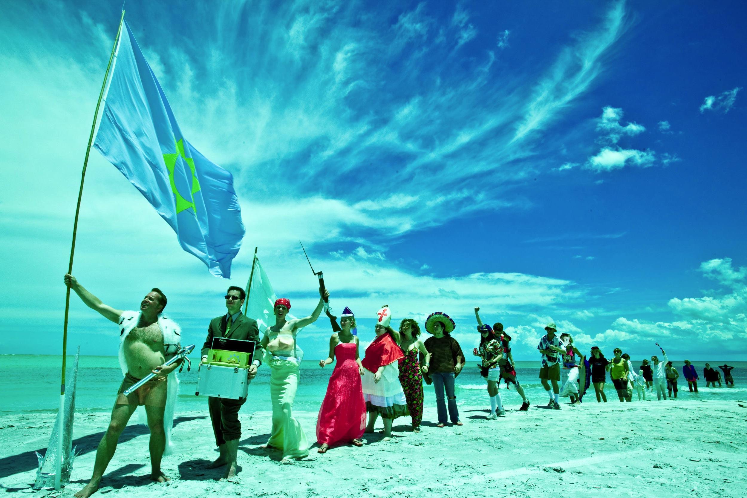 from Brandon coral sea islands gay