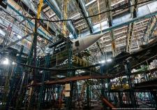 Su-33 under construction